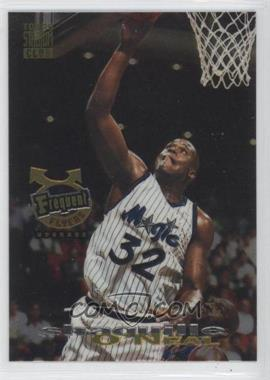 1993-94 Topps Stadium Club Frequent Flyer Upgrade #358 - Shaquille O'Neal