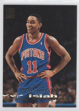 1993-94 Topps Stadium Club #149 - Isiah Thomas