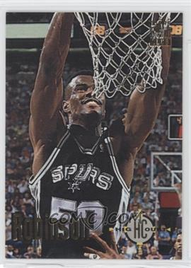 1993-94 Topps Stadium Club #172 - David Robinson
