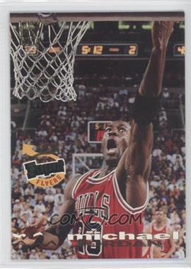 1993-94 Topps Stadium Club #181 - Michael Jordan