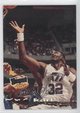 1993-94 Topps Stadium Club #186 - Karl Malone