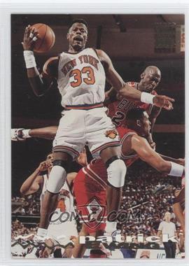 1993-94 Topps Stadium Club #200 - Patrick Ewing