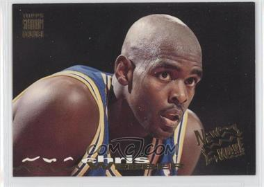 1993-94 Topps Stadium Club #268 - Chris Webber