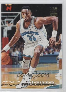 1993-94 Topps Stadium Club #292 - Alonzo Mourning