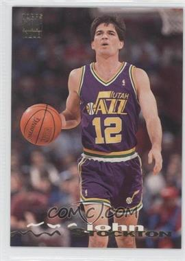 1993-94 Topps Stadium Club #313 - John Stockton