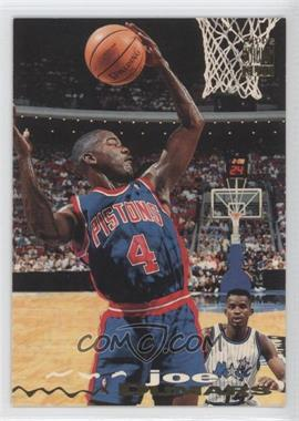 1993-94 Topps Stadium Club #335 - Joe Dumars