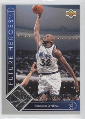 1993-94 Upper Deck Future Heroes #35 - Shaquille O'Neal