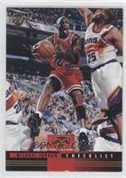 Michael Jordan (Checklist)