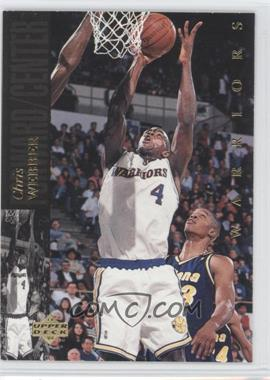 1993-94 Upper Deck Special Edition - [Base] #4 - Chris Webber