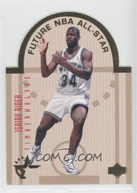 1993-94 Upper Deck Special Edition Die-Cut All-Stars #W9 - Isaiah Rider