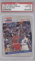 Chicago Bulls Team, Michael Jordan [PSA 10]