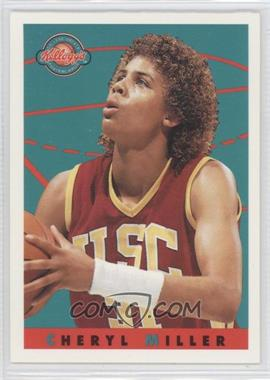 1993 Kellogg's College Greats Postercards [???] #N/A - Chris Mills