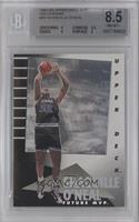 Shaquille O'Neal /138000 [BGS 8.5]