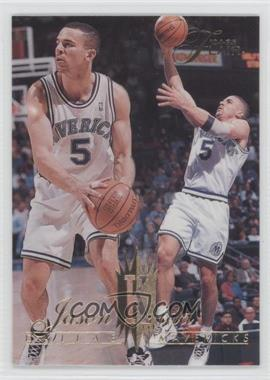 1994-95 Flair #202 - Jason Kidd