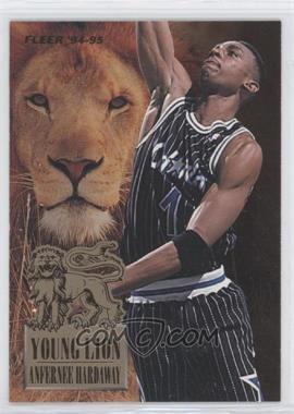 1994-95 Fleer - Young Lion #2 - Anfernee Hardaway