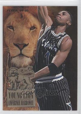 1994-95 Fleer Young Lion #2 - Anfernee Hardaway