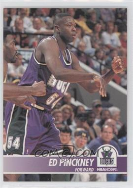 1994-95 NBA Hoops [???] #348 - Ed Pinckney