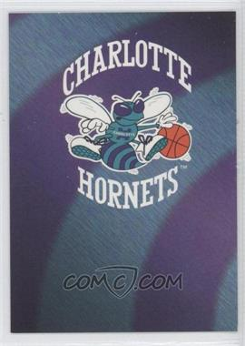 1994-95 NBA Hoops [???] #393 - Charlotte Hornets Team