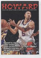 Juwan Howard, Isaiah Rider