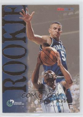 1994-95 NBA Hoops #317 - Jason Kidd