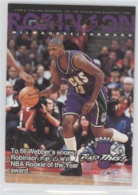 1994-95 NBA Hoops #421 - Glenn Robinson, Chris Webber