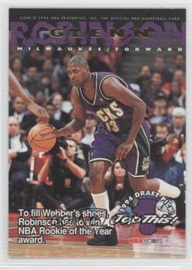 1994-95 NBA Hoops #421 - [Missing]