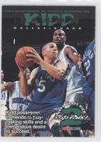 Shawn Bradley, Jason Kidd