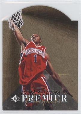 1994-95 SP - [Base] - Die-Cut #D19 - B.J. Tyler