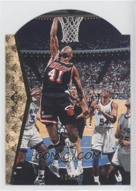 1994-95 SP - [Base] - Die-Cut #D96 - Glen Rice