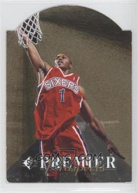 1994-95 SP Die-Cut #D19 - B.J. Tyler