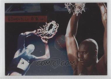 1994-95 Shaquille O'Neal Promos [???] #NoN - Shaquille O'Neal /24900