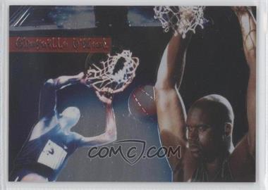 1994-95 Shaquille O'Neal Promos #NoN - Shaquille O'Neal /24900