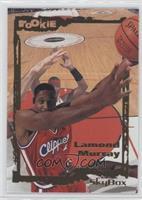 Lamond Murray