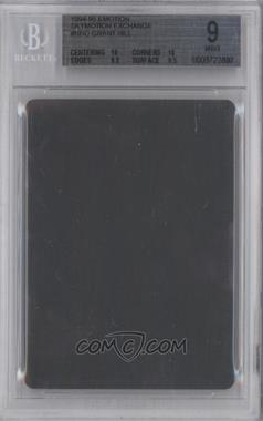 1994-95 Skybox Emotion Grant Hill's Ncredible Dunk Skymotion #GRHI - Grant Hill [BGS9]