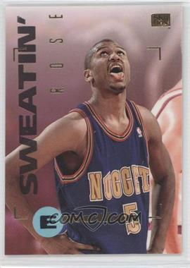 1994-95 Skybox Emotion #25 - Jalen Rose