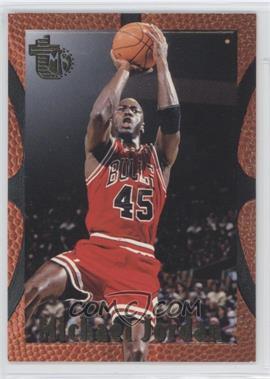 1994-95 Topps Embossed - [Base] #121 - Michael Jordan