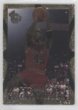 1994-95 Topps Embossed Golden Idol #121 - Michael Jordan