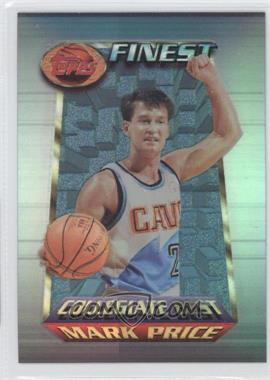 1994-95 Topps Finest Refractor #205 - Mark Price