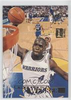Chris Webber (Through the Glass)