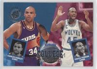 Charles Barkley, Chuck Person