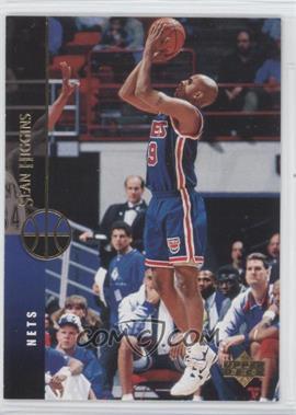 1994-95 Upper Deck - [Base] #205 - Sean Higgins