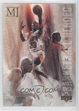 1994-95 Upper Deck - Michael Jordan Basketball Heroes #45 - Michael Jordan