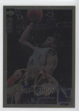 1994-95 Upper Deck Collector's Choice Gold Signature #134 - Isaiah Rider