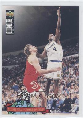 1994-95 Upper Deck Collector's Choice #401 - Chris Webber