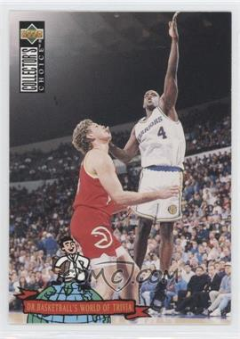 1994-95 Upper Deck Collector's Choice #401 - Chris Webber