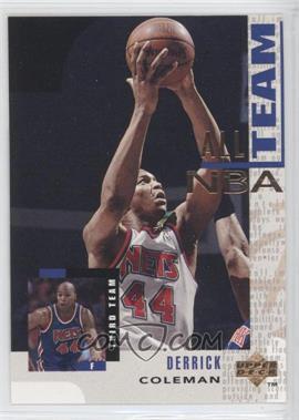 1994-95 Upper Deck #21 - Derrick Coleman