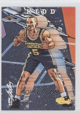 1994 Classic #102 - Jason Kidd