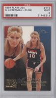 Nancy Lieberman-Cline [PSA 9]