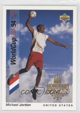 1994 Upper Deck Michael Jordan Rare Air Tribute Set [???] #HC3 - Michael Jordan