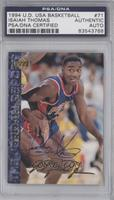 Isiah Thomas [PSA/DNA Certified Auto]
